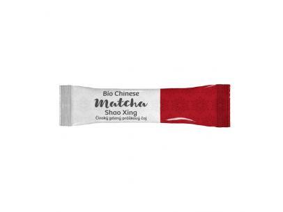 Organic China Matcha Shao Xing saszetka 1