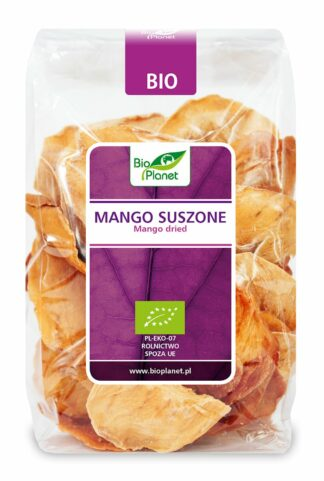 MANGO SUSZONE BIO 400 g - BIO PLANET