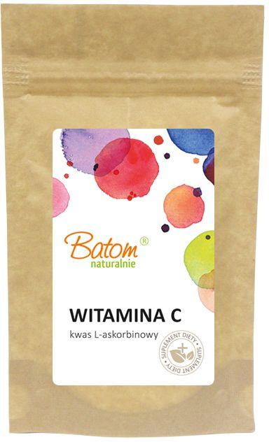 WITAMINA C 100 g - BATOM