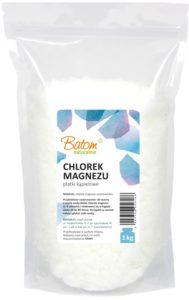 PŁATKI KĄPIELOWE (CHLOREK MAGNEZU) 1 kg - BATOM