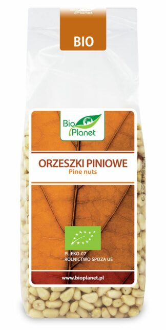 ORZESZKI PINIOWE  BIO 200 g - BIO PLANET