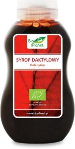 SYROP DAKTYLOWY BIO 250 ml (350 g) - BIO PLANET