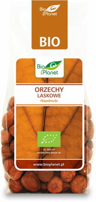 ORZECHY LASKOWE BIO 100 g - BIO PLANET