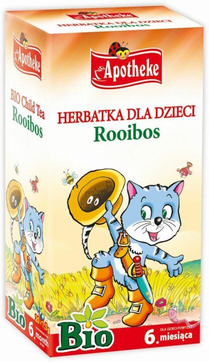 HERBATKA DLA DZIECI - ROOIBOS BIO 20 x 1